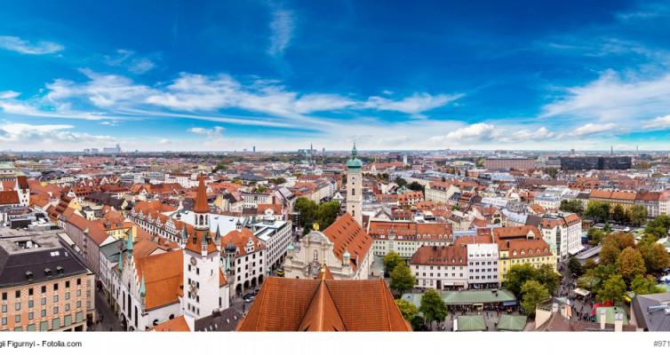 Citytrip nach München