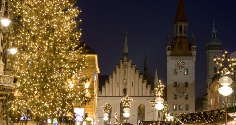 Adventsstimmung München immer eine Freude