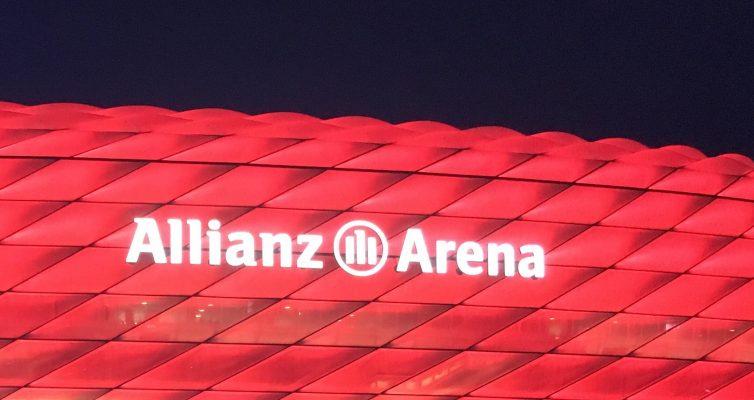 Eine Fußballreise München bietet Ihnen ein fantastisches Stadion mit tollen Spielen