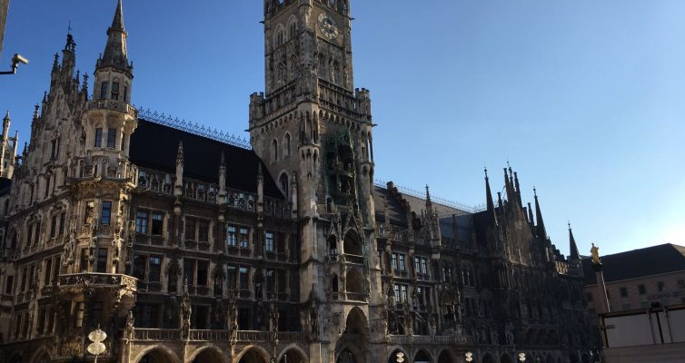 Kurztrip nach München, Visit Munich and enjoy Marienplatz